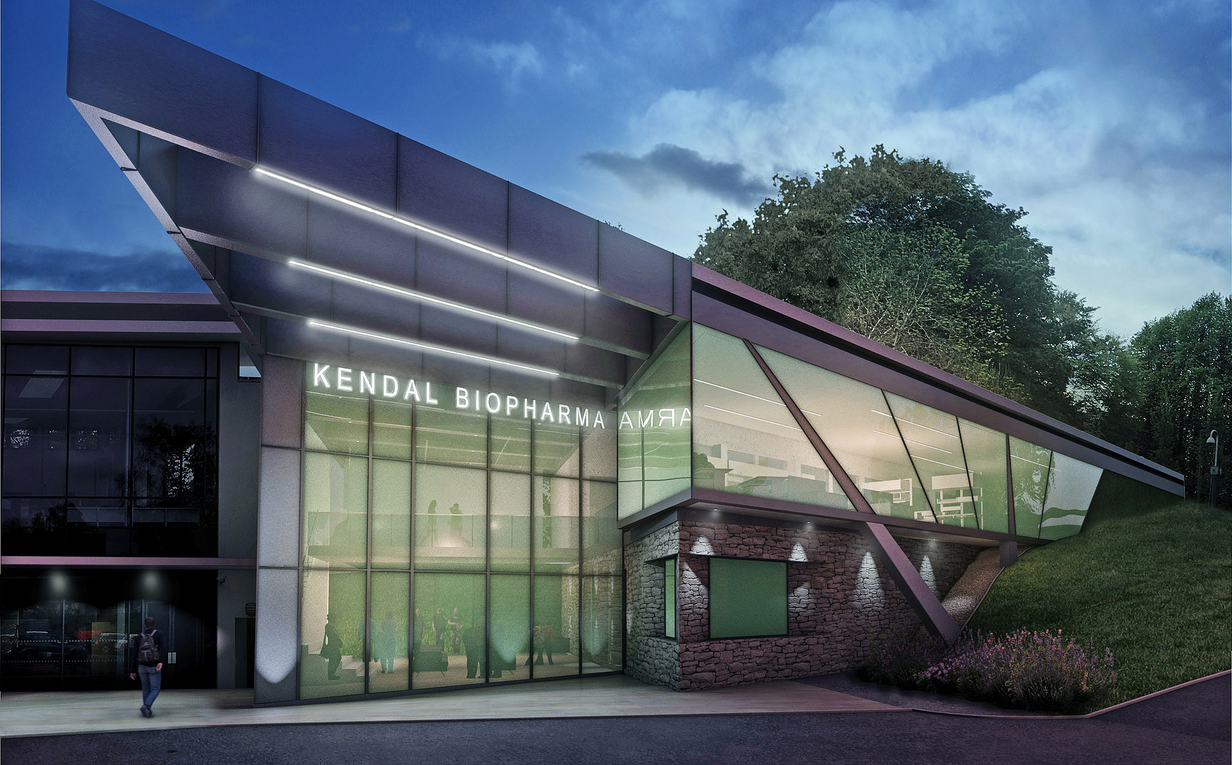 Kendal College Biopharmaceutical Facility